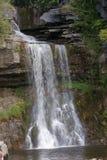 Rastro de las cascadas de Ingleton Foto de archivo libre de regalías