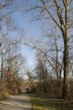 Rastro de naturaleza en Ohio imagenes de archivo