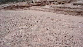 Rastro del desierto de los arcos vacío metrajes