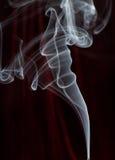 Rastro del humo fotografía de archivo libre de regalías