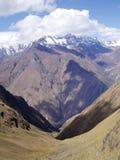 Rastro del inca Imagen de archivo