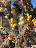 Rastro Ducky de goma imágenes de archivo libres de regalías