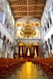 Rastro Grecia de la iglesia del St Demetrius Foto de archivo libre de regalías