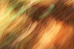 Rastros borrosos de la luz - belleza del fondo Fotografía de archivo