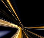 Rastros de la velocidad Fotografía de archivo libre de regalías