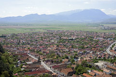 Rasvov, Romania Stock Image