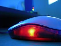 Ratón óptico Fotografía de archivo libre de regalías