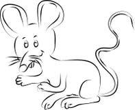 Ratón Foto de archivo