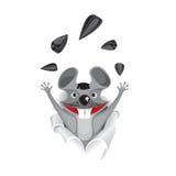 Ratón Imagen de archivo libre de regalías