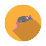 Ratón de la imagen del vector Fotografía de archivo