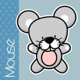 Ratón del bebé Fotos de archivo