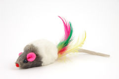 Ratón del juguete Imagenes de archivo