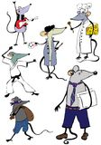 Ratón divertido libre illustration
