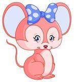 Ratón dulce ilustración del vector