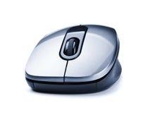 Ratón inalámbrico del ordenador Fotografía de archivo