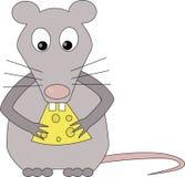 rat illustration stock