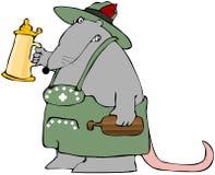 Rat d'Oktoberfest Photos stock