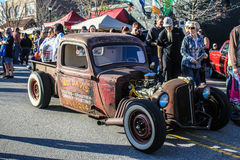Rat Rod, Charleston du nord, Sc de vintage Photographie stock libre de droits