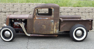 Rat Rod stock photo