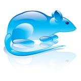 Rat symbol Royalty Free Stock Image
