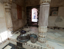 Rat temple, BIkaner Stock Images