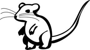 Rat vector illustration Stock Photography