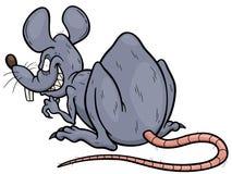 Rat. Vector illustration of cartoon Rat Royalty Free Stock Photos