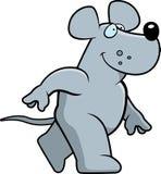 Rat Walking vector illustration