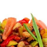 Ratatouille από τα λαχανικά Στοκ Εικόνα