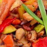 Ratatouille από τα λαχανικά Στοκ Εικόνες
