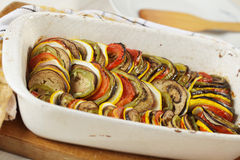 Ratatouille Stock Photo