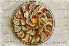 ratatouille Obraz Royalty Free