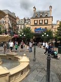 Ratatouille: The Adventure at Walt Disney Studios Park Royalty Free Stock Photos