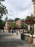 Ratatouille: The Adventure at Walt Disney Studios Park Royalty Free Stock Photography
