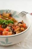 Ratatouille di verdure Immagini Stock