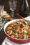 Ratatouille. Famous French dish from Provence. Stock Photography