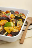Ratatouille Oven Baked Roast Royalty Free Stock Photos