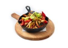 Ratatouille, plato francés famoso de Provence Imagenes de archivo