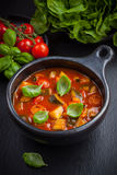 Ratatouille - vegetable stew Stock Images