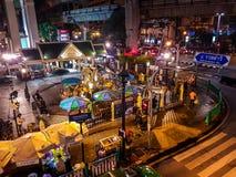 Ratchadamri Ταϊλάνδη Στοκ Εικόνες