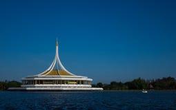 Ratchamongkol塔Suanlung Rama 9泰国, 2016年12月24日这 库存图片