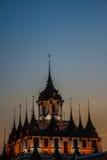 Ratchanadda temple - Bangkok Stock Image