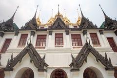 Ratchanadda temple bangkok Thailand. Stock Images