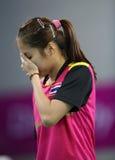 Ratchanok INTANON de la Thaïlande Photographie stock libre de droits