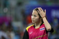Ratchanok INTANON della Tailandia Immagini Stock Libere da Diritti