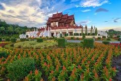Ratchaphreuk Garden - Chiang Mai - Thailand Stock Images