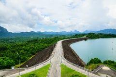 Ratchaprapa Dam2 Fotografia Stock Libera da Diritti