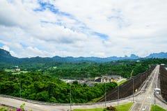 Ratchaprapa Dam6 Immagine Stock