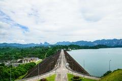Ratchaprapa Dam7 Immagini Stock Libere da Diritti