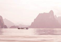 Ratchaprapa Dam (Chaew Lan Dam) Stock Images